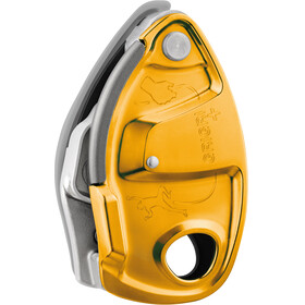 Petzl Grigri+ orange/silver